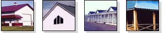 Pictures of Barns, Storage Sheds, Garages